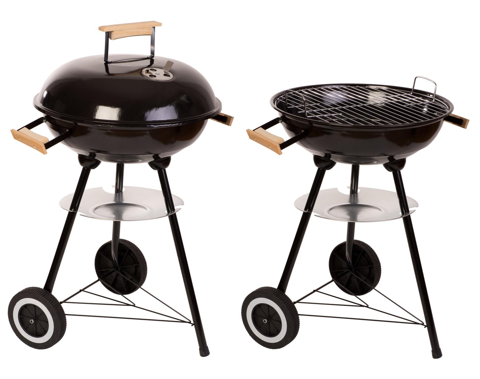 Barbecue en acier