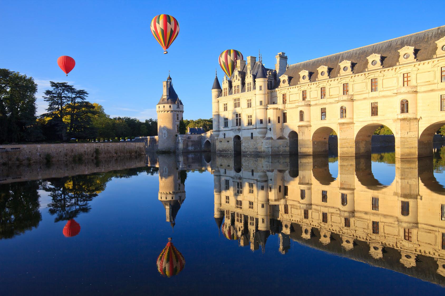 chateaux de la Loire