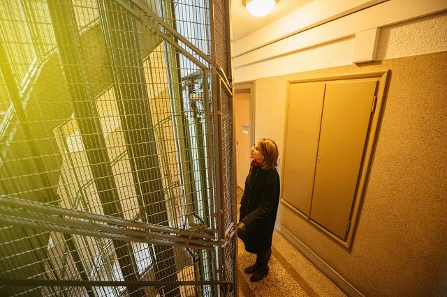 charges d'ascenseur