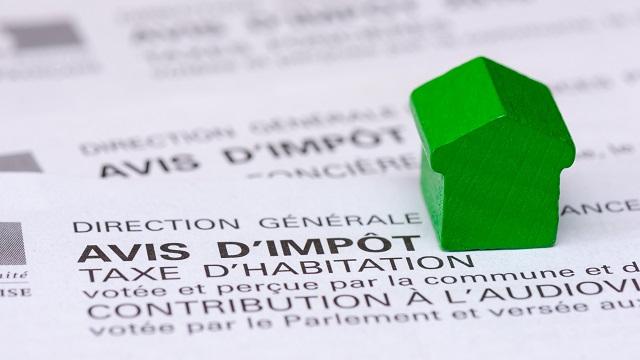 taxe dhabitation