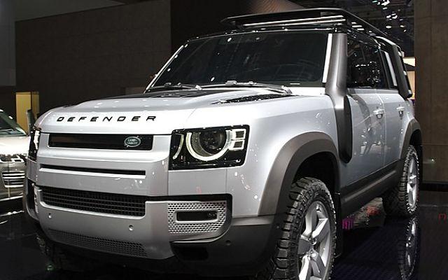 Defender de Land Rover