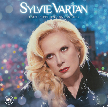 Sylvie Vartan Double Exposure