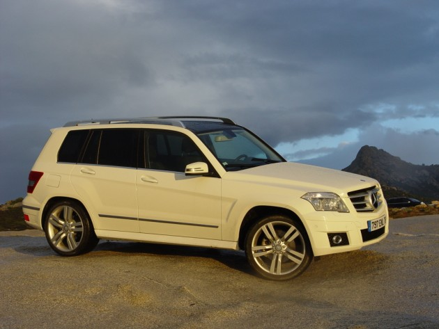 essai mercedes glk 2008 4x4 et fier de l 39 tre. Black Bedroom Furniture Sets. Home Design Ideas