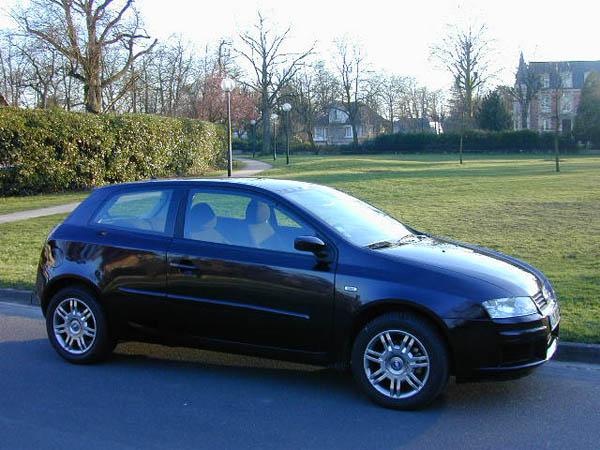 Essai Fiat Stilo 2 4 20v Abarth 2001 Une Sportive De