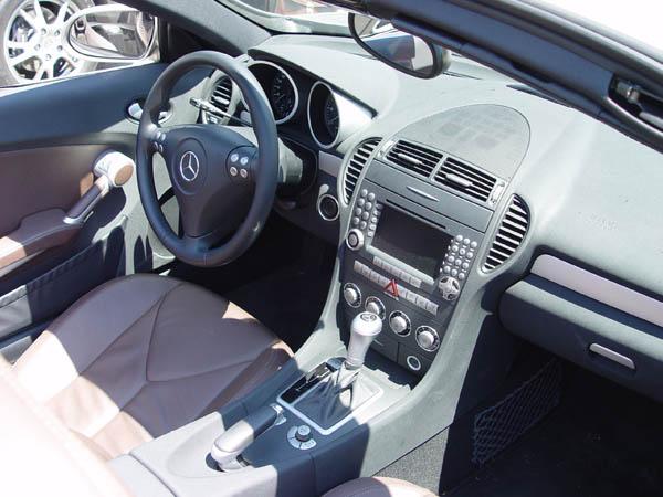 essai mercedes slk 350 2005 le roadster pur mais pas dur. Black Bedroom Furniture Sets. Home Design Ideas