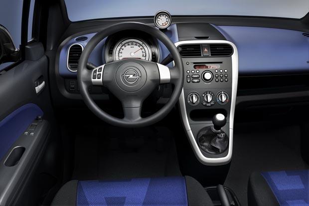 Essai Opel Agila 2008 En Progr S Sur Toute La Ligne