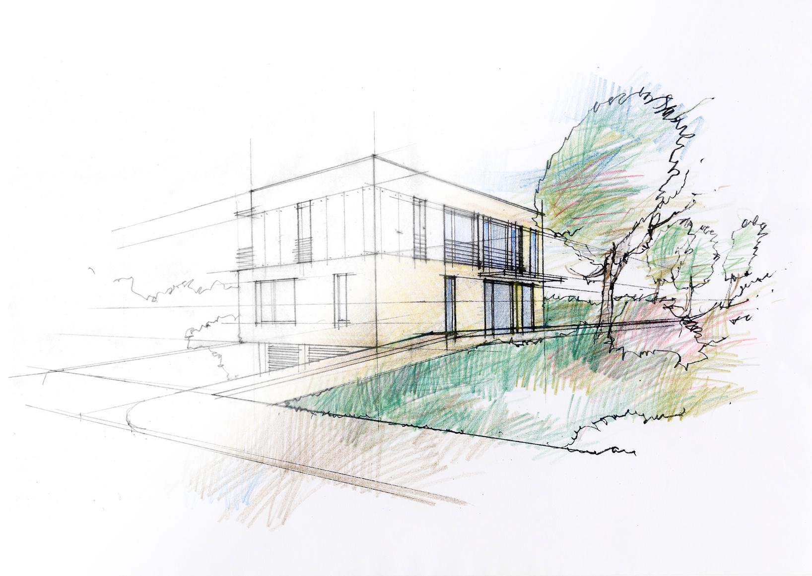 Etape construction maison maison moderne for Etape a suivre pour construire sa maison