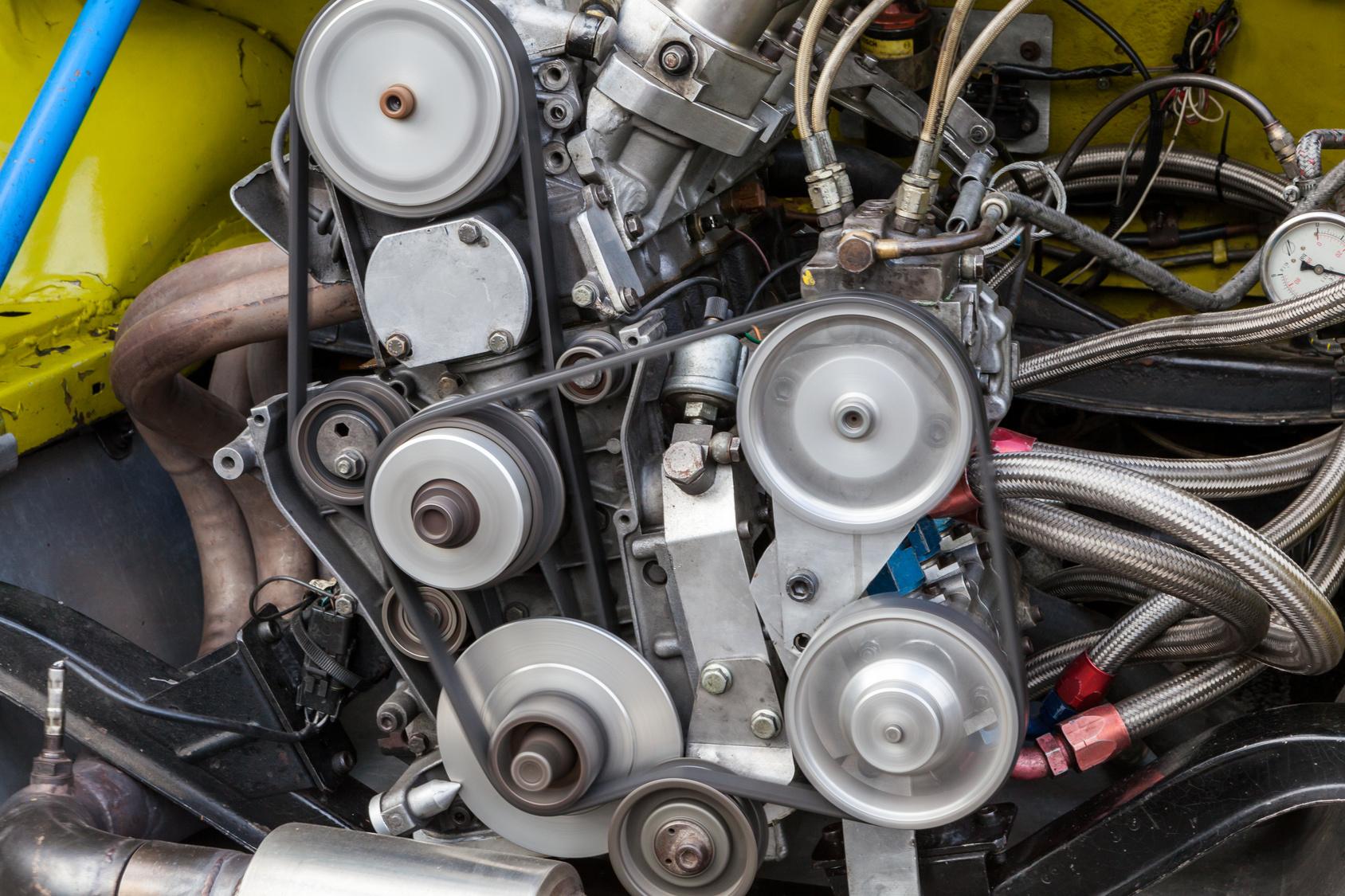 Mercedes Moteur  Cdi Chaine Ou Courroie Distribution