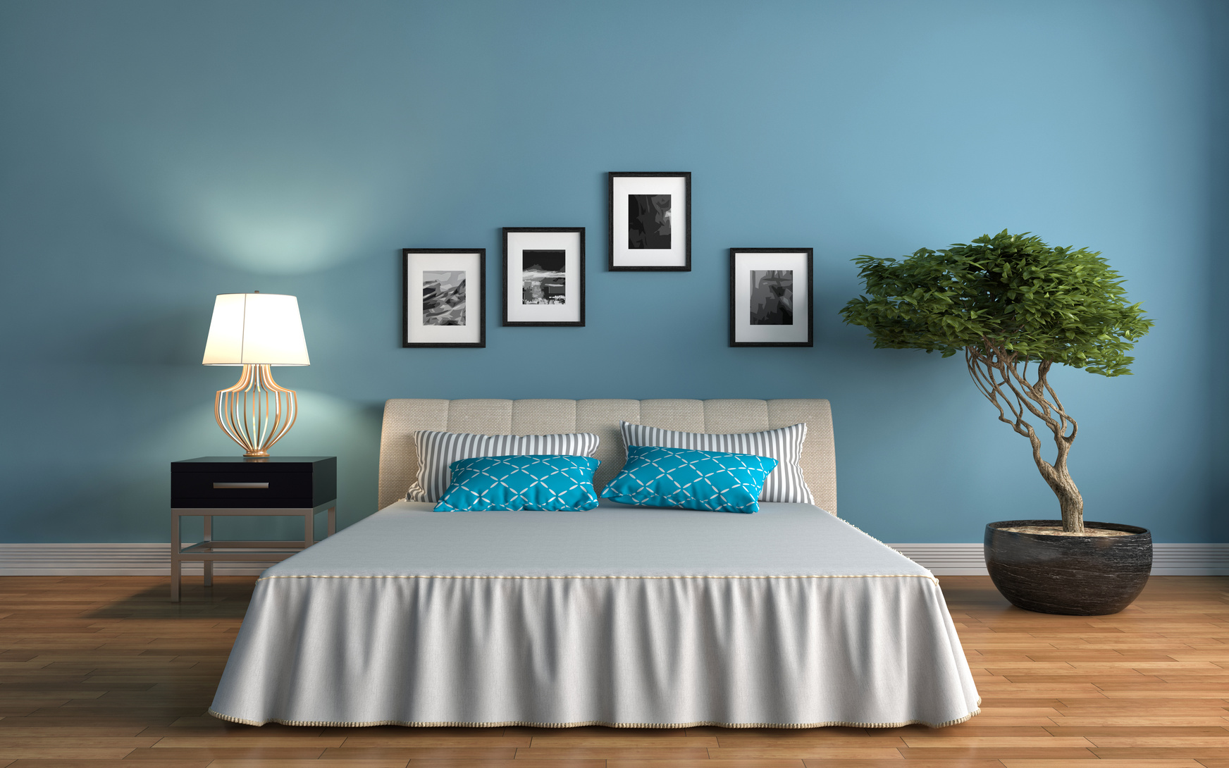 quelle couleur pour quelle pi ce. Black Bedroom Furniture Sets. Home Design Ideas