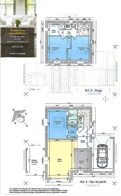 Annonce vente maison montauroux 83440 68 m 265 000 9926827254 - Exoneration taxe fonciere construction neuve bbc ...