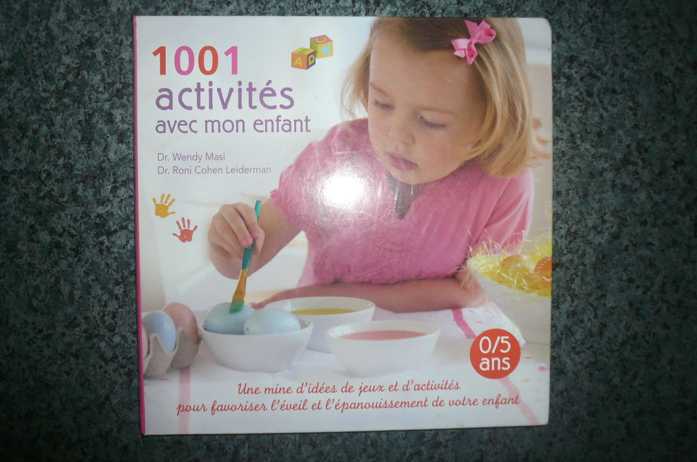 1001 activités avec mon enfant 9 Houilles (78)