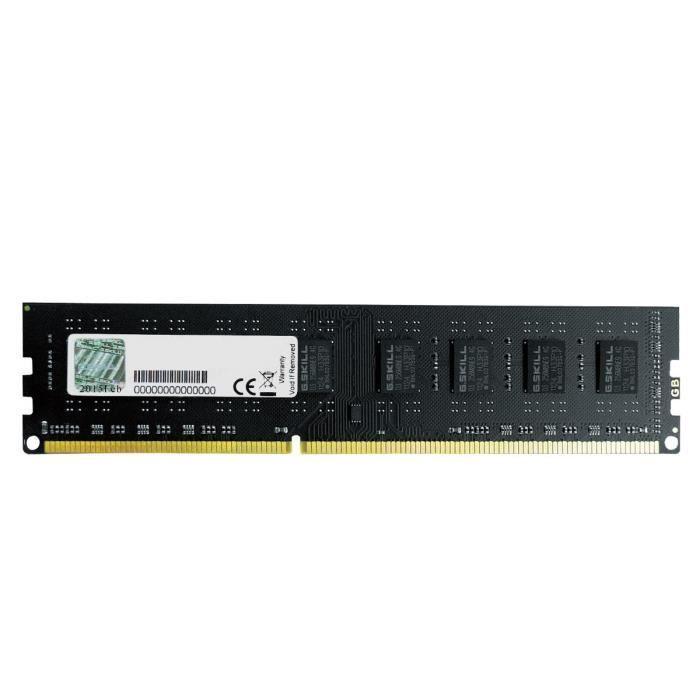 RAM PC3-10600 / DDR3 1333 Mhz - F3-10600CL9S-2GBNS - DDR3 Va Matériel informatique