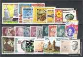 Lot n° 11_13 de 20 timbres de collection  Domazan (30)
