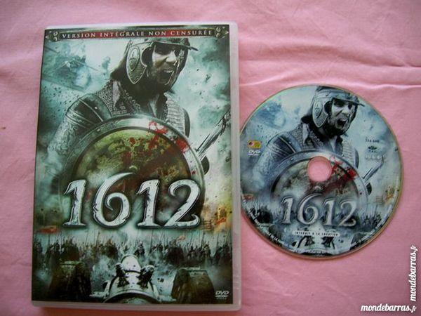 DVD 1612 - Film guerre médiévale DVD et blu-ray