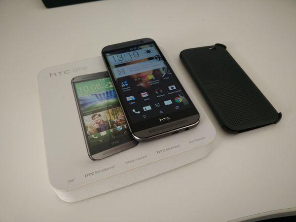 HTC One M8 16go débloqué tout opérateur 310 Amiens (80)