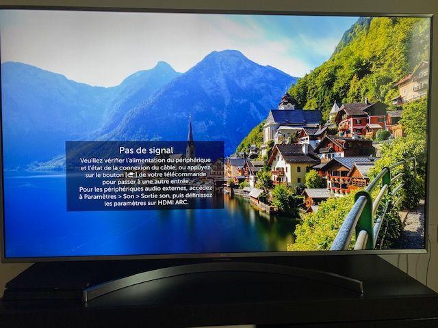 TV LG LED/4K UHD 70  (177cm) sous garantie 1600 Villemandeur (45)