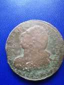 1792 BB 2 sols Louis XVI type Francais 15 Paris 2 (75)