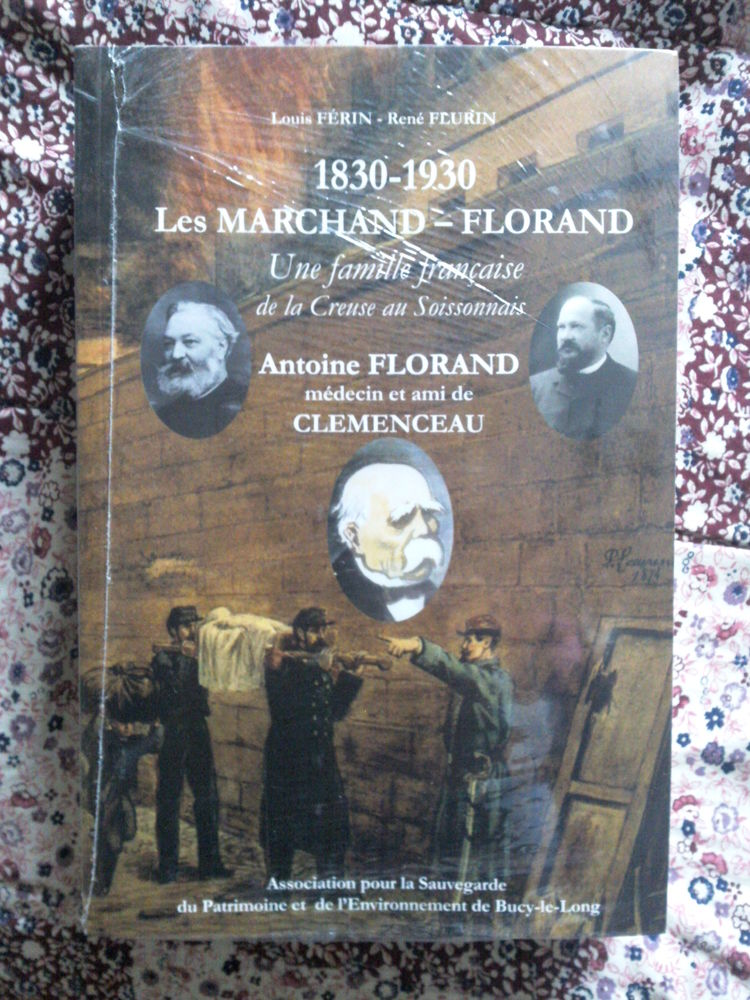 1830-1930 Les MARCHAND-FLORAND  de L. Férin et René Flurin 18 Arros-de-Nay (64)