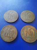 1855 - 1862 quatre pieces 10 centimes 8 Paris 2 (75)