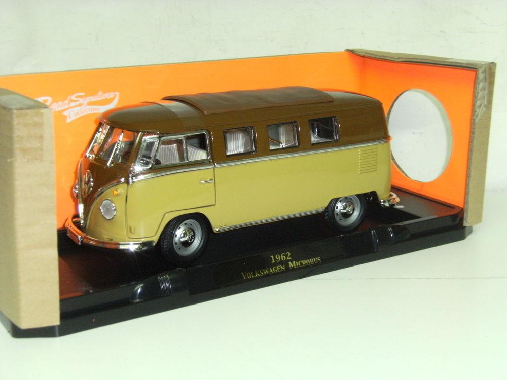 1962 Volskwagen combi bus T1 caramel au 1/18 39 Pont-Sainte-Marie (10)