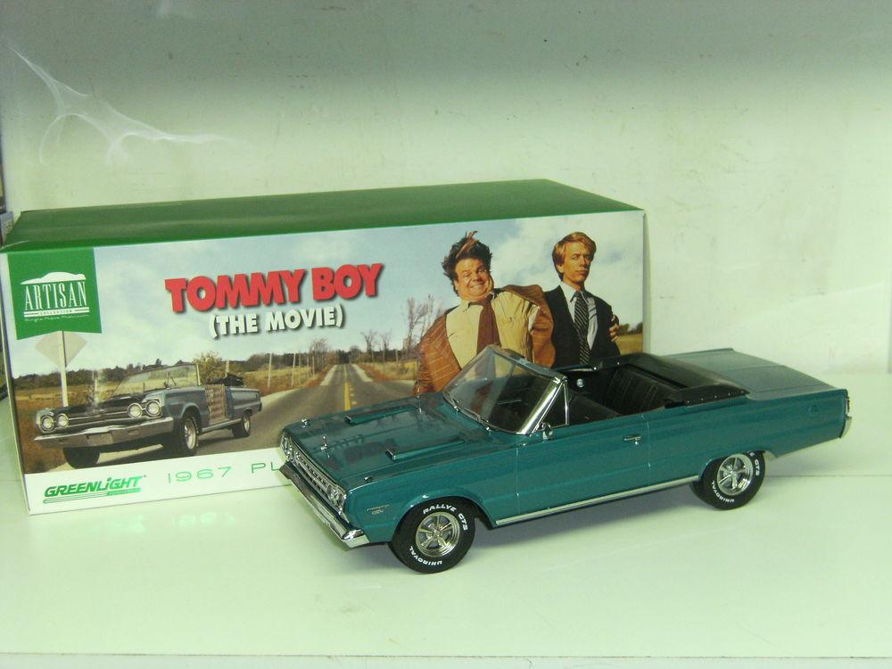 1967 Plymouth GTX cabriolet   Tommy boy   au 1/18 59 Pont-Sainte-Marie (10)
