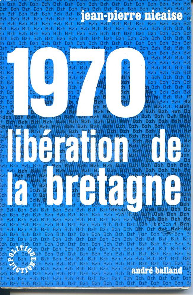 1970 Libération de la Bretagne 4 Rennes (35)