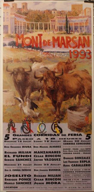 M A D E L E I N E   1993          MONT DE MARSAN     35 Anglet (64)