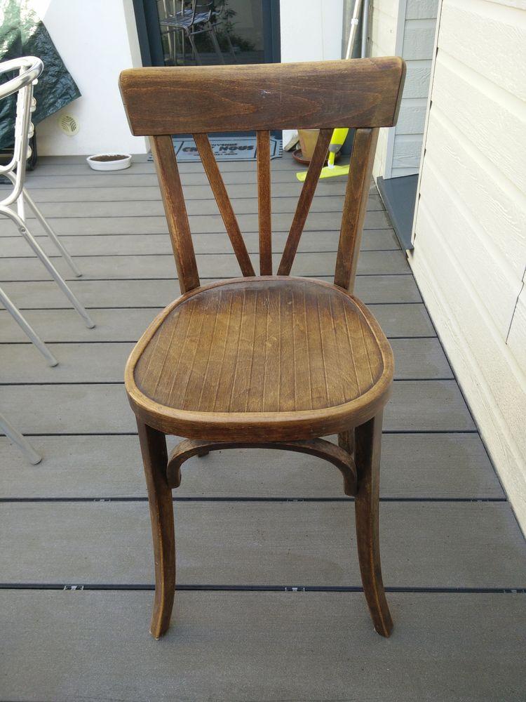 1Table de nuit et 2 chaises de bistro 60 Vichy (03)