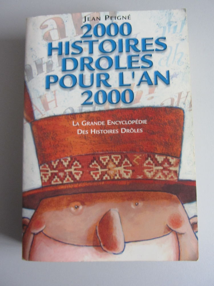 2000 HISTOIRES DRÔLES POUR L'AN 2000;   3 Saint-Jean (31)