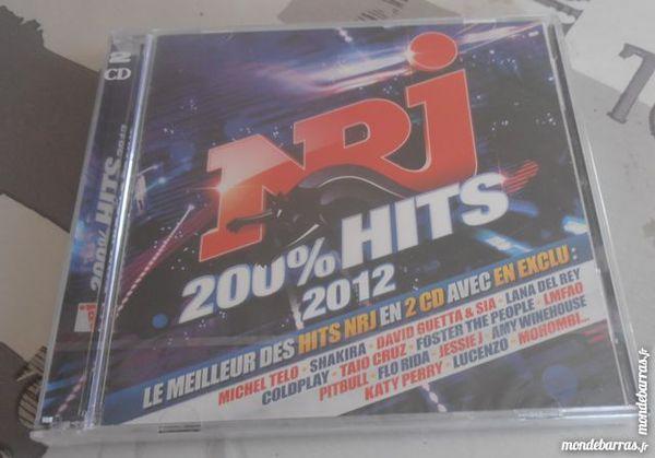 CD NRJ 2012 2 Saint-Avold (57)