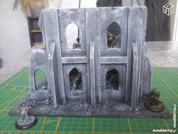 28mm - Ruines gothiques 10 Bruay-la-Buissière (62)