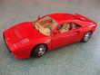 REF: 3027 FERRARI  GTO ROUGE 1984