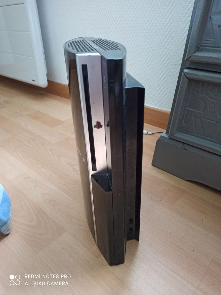PS3 320Go 1 Manette 6 Jeux 75 Legé (44)