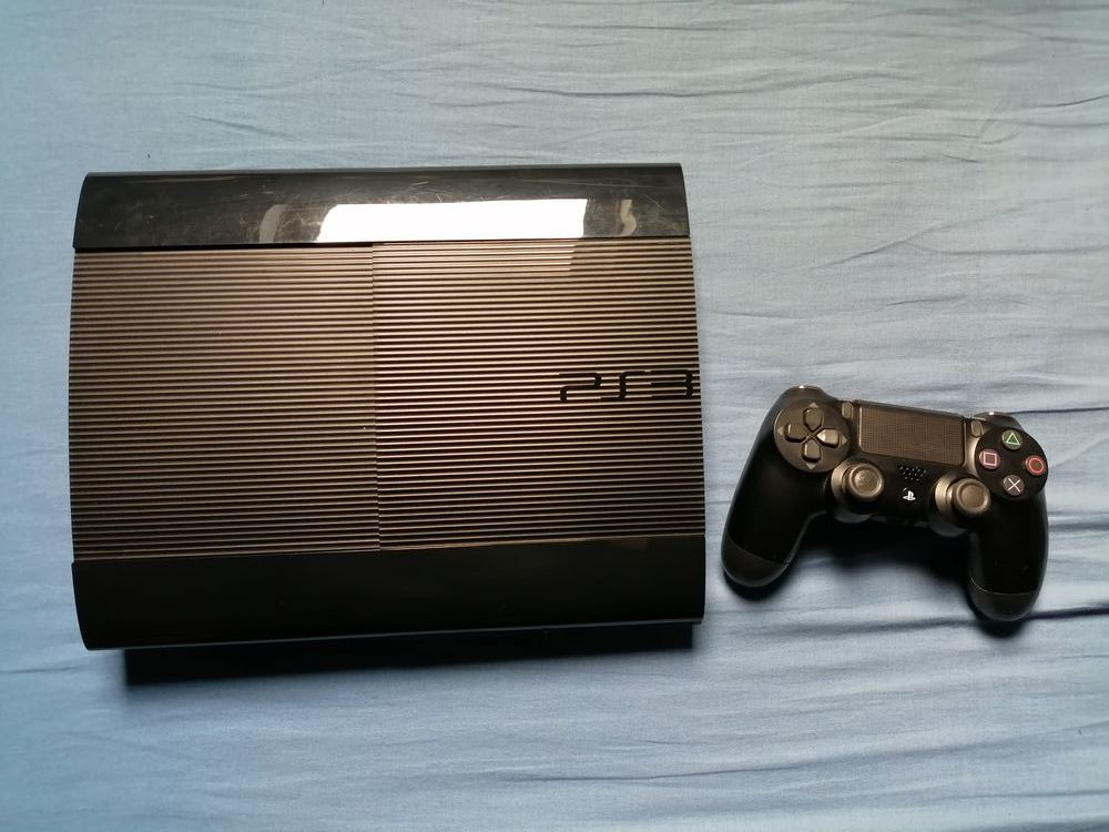 PS3 500GB + 11 jeux 0 Comines (59)