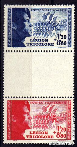 N° 566a NEUFS** -- Paire 565 & 566 7 La Seyne-sur-Mer (83)