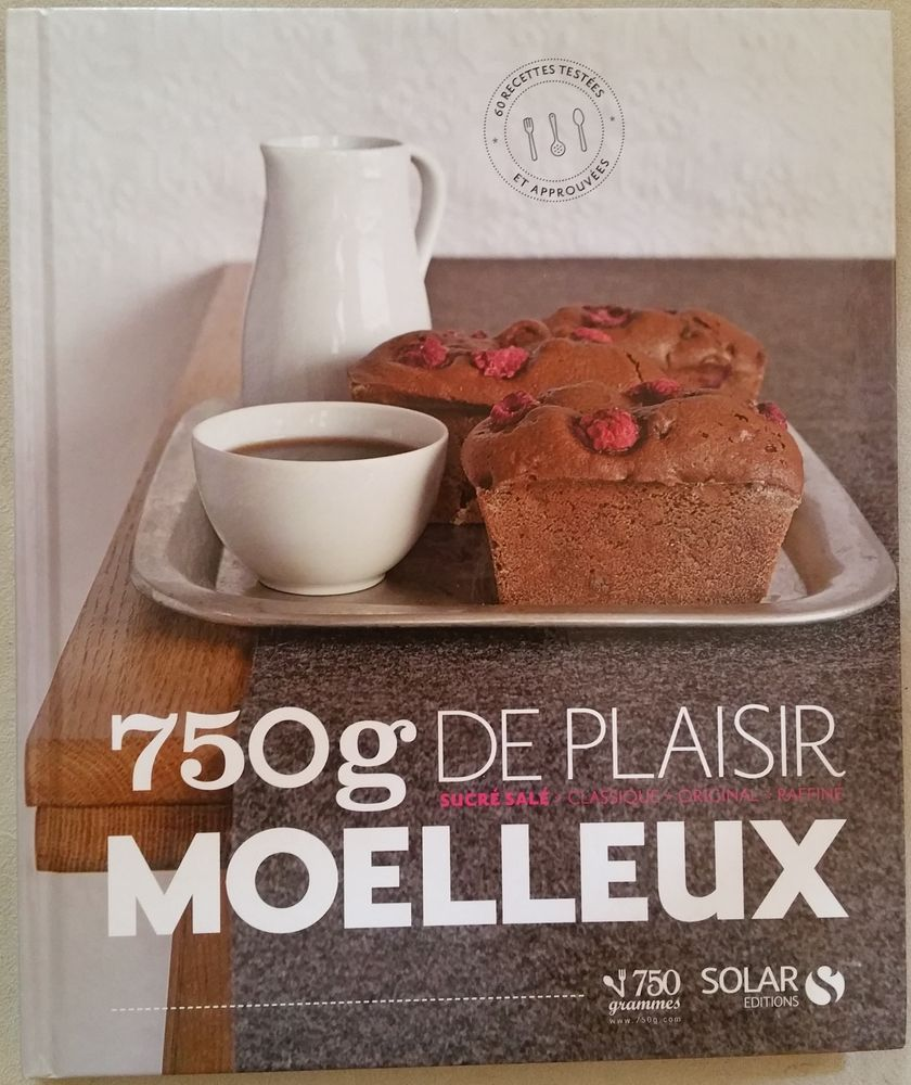 750g de plaisir moelleux Livres et BD