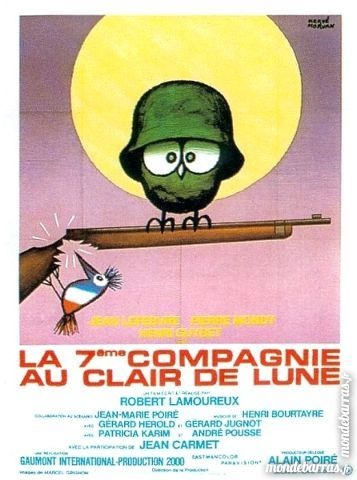 K7 Vhs: La 7ème compagnie 3 (113) 6 Saint-Quentin (02)