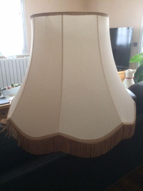 Abat jour pour lampadaire 60 Faverges (74)