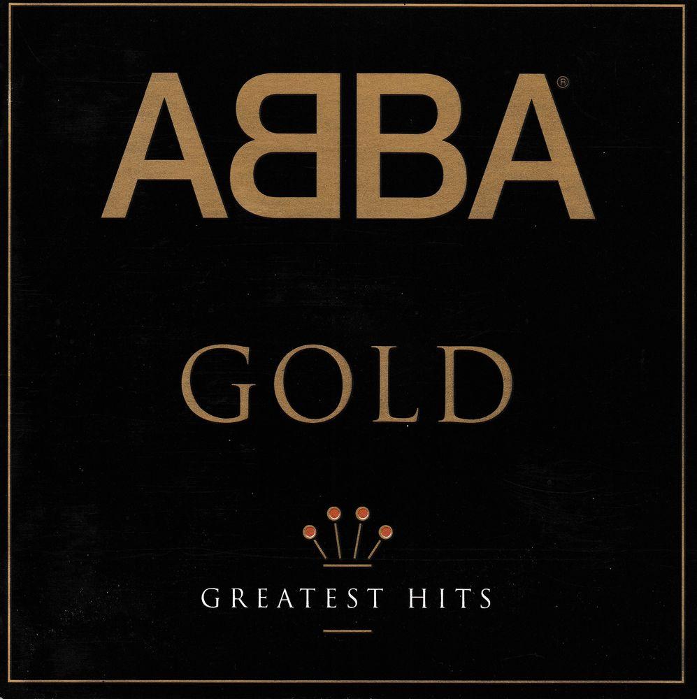 CD    ABBA     Gold  -  Greatest Hits 7 Antony (92)