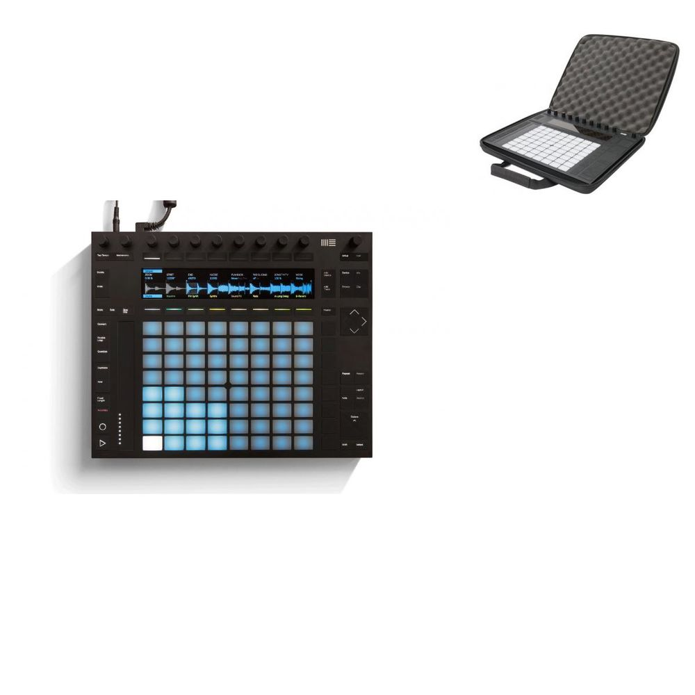 Ableton Push 2 Live 9.5 Fly case Audio et hifi