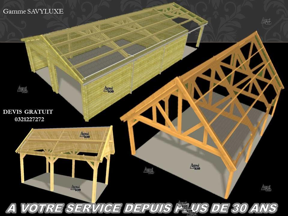 abri de jardin toit plat de10M² en 45mm couverture bac acier isolé  2290€- Chalet, abris de jardin , pool house... 2290 Lille (59)