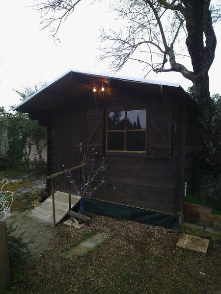 Abri De Jardin En Bois Occasion : Achetez abri de jardin abri occasion, annonce vente ? Saint-Maximin