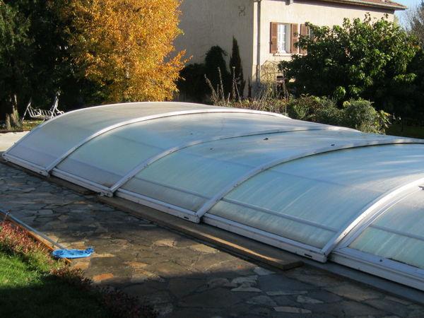 Abri de piscine 6000 Sérézin-de-la-Tour (38)