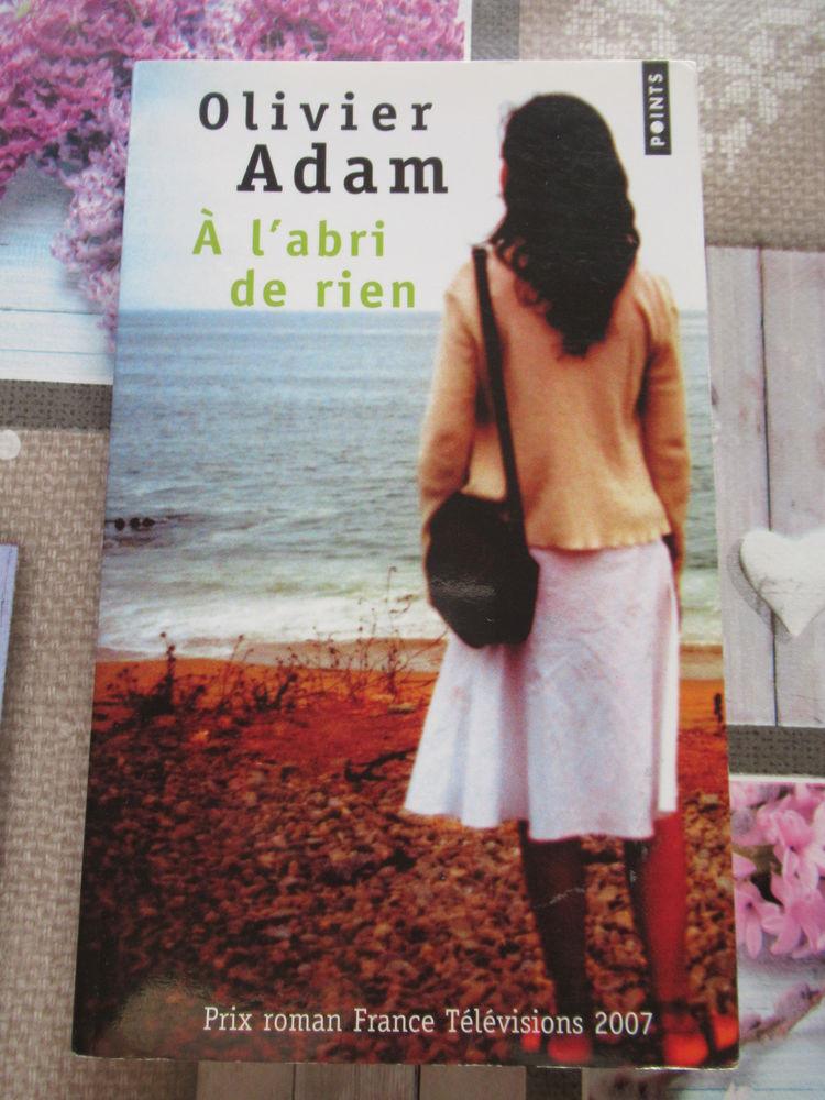A l'abri de rien  - de Olivier ADAM 3 Livry-Gargan (93)