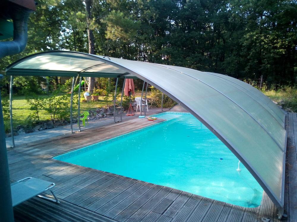 Abris de piscine  2500 Bouloc (31)