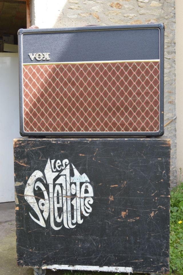Vox AC30 30th anniversary limited édition 1800 Saint-Ouen-l'Aumône (95)