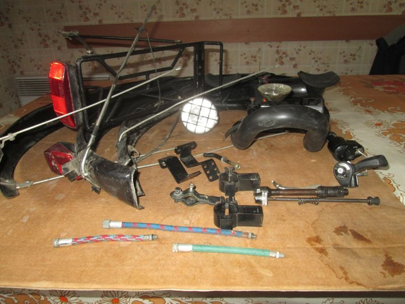 Accessoires vélo occasion 25 Castres (81)