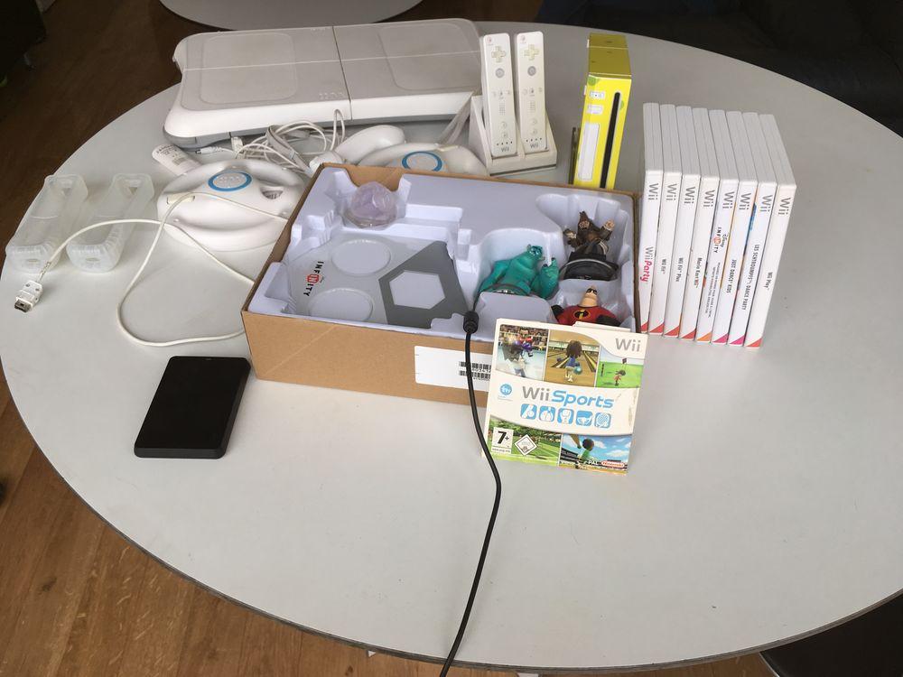 Wii et accessoires  160 Reims (51)