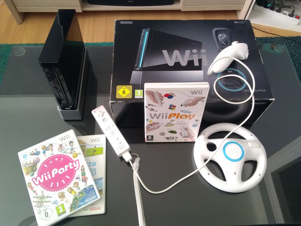 : Wii + accessoires 270 Clamart (92)