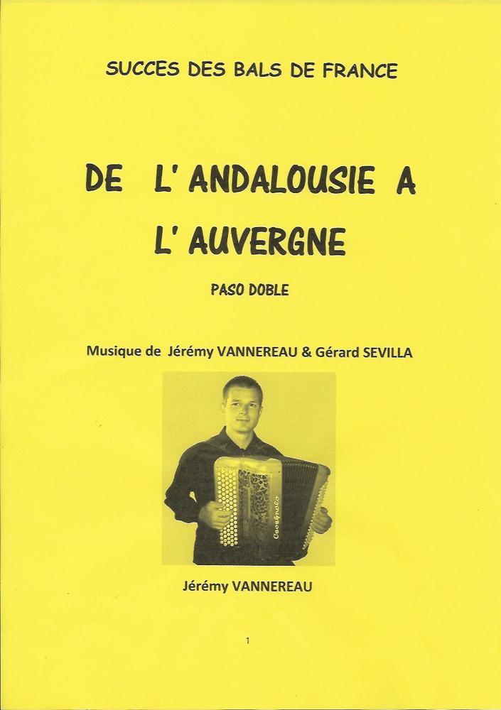 ACCORDEON: DE L' ANDALOUSIE A L' AUVERGNE 2 Saint-Sylvestre-Pragoulin (63)